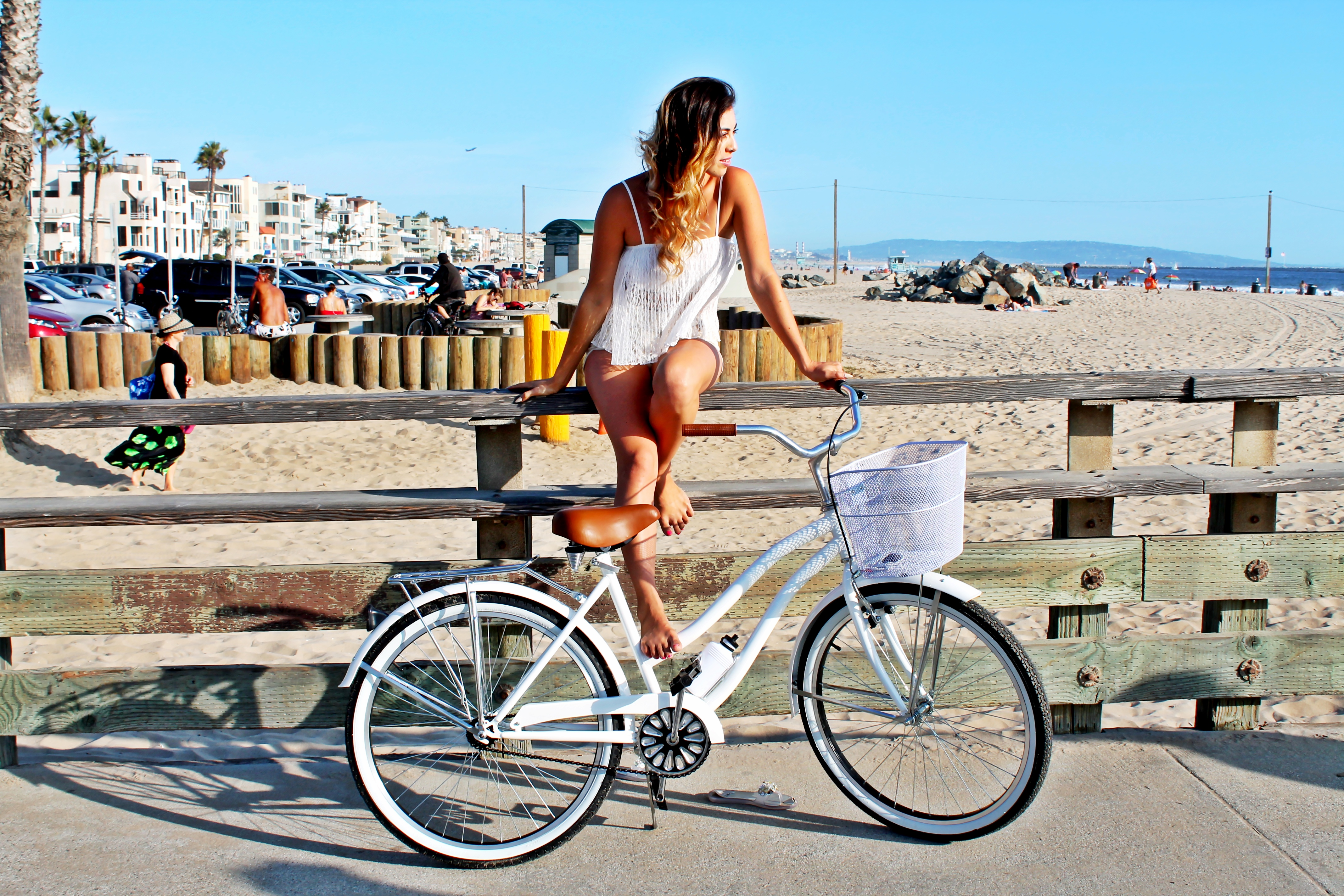 Beach Bicycle Al The Best Beaches In World